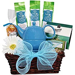 It's Tea O'Clock Somewhere - Tea Lover's Gift Basket