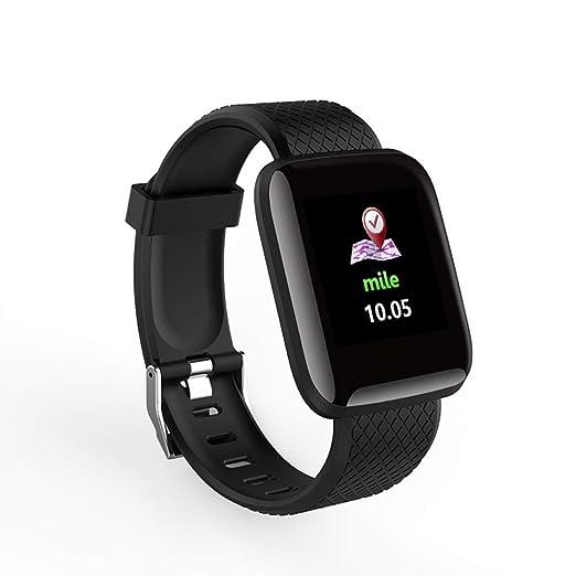 POJIETT Relojes Deportivos Mujer Hombre Niños Reloj Despertador Cronometro Bluetooth Sport Watch Smartwatch Woman Men Fitness Tracker ip67 Impermeable Heart ...
