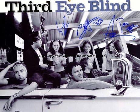 third eye blind autographed preprint