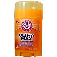Arm & Hammer Ultramax Powder Fresh Solid Antiperspirant Deodorant - 28 Gram