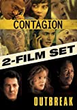 Outbreak / Contagion (DVD)(DBFE)