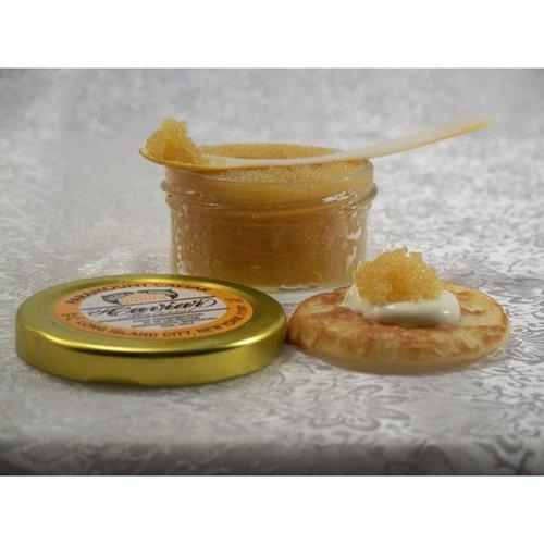 American Golden Whitefish Caviar (4 Oz)