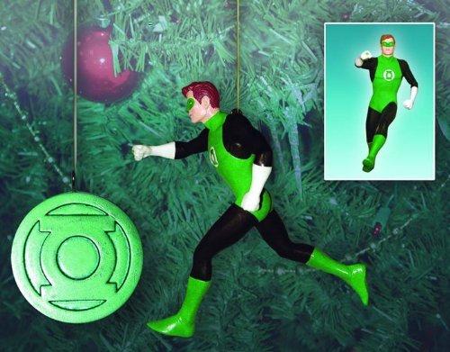 (Green Lantern Ornaments Boxed Set)