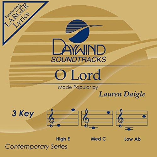 O' Lord
