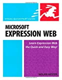 Microsoft Expression Web 2, Nolan Hester, 0321492234