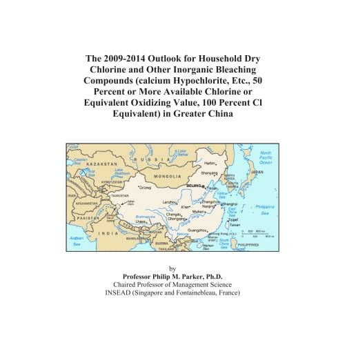 The 2009-2014 Outlook for Household Dry Chlorine in Japan Icon Group International