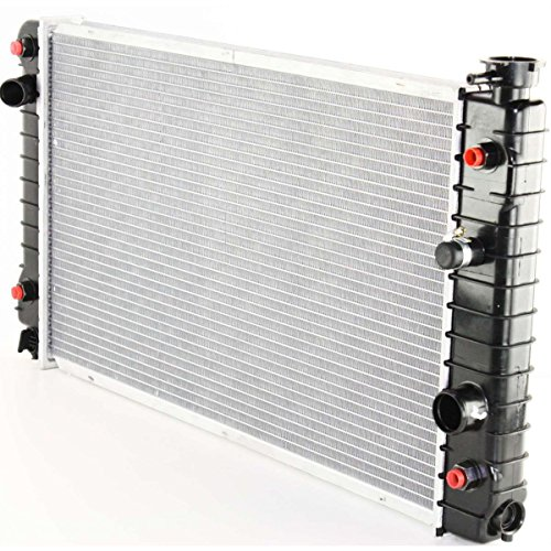 Diften 674-C1454-X01 - New Radiator S-10 BLAZER S10 Pickup Jimmy S15 Chevy Aluminum Core Plastic - Gmc S15 Pickup Radiator