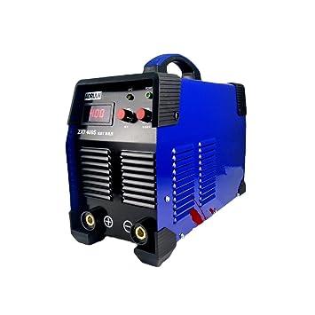 CYDKZMEPA ZX7-315/400 Doble Voltaje 220V / 380V Doble propósito IGBT soldadora máquina de Soldadura de Cobre, Modelo Supremo 400GS Doble Voltaje [Paquete ...