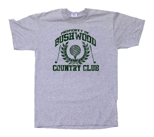[Bushwood Country Club Funny Retro Golf Humor T-Shirt] (Best Cult Halloween Movies)