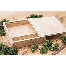 Wooden Box (without usb), Print & USB Flash Drive Box personalize flash drive photo box gift,wedding box Proof Box for photography,Photo box (Light box without decors)
