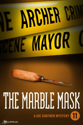 The Marble Mask (Joe Gunther Mysteries Book 11)]()
