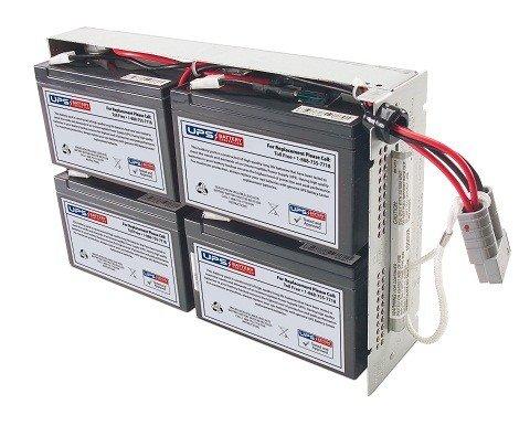 APC Smart UPS 1000 Rack Mount 2U SUA1000RM2U Replacement Battery Pack