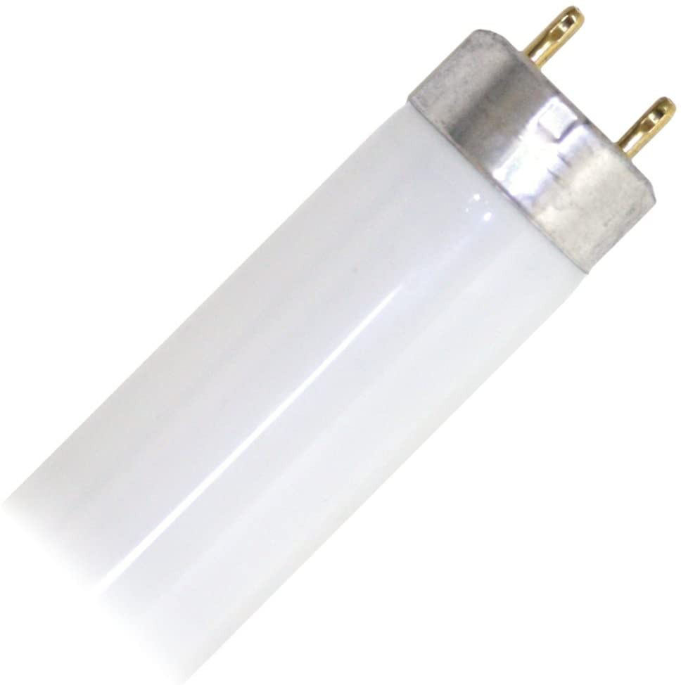 GE 17911 - F15T8/SP35 Straight T8 Fluorescent Tube Light Bulb