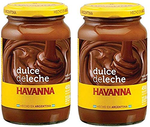 Amazon.com : Havanna Argentina Dulce De Leche Sauce, 15.9 Ounce - 2 PACK : Grocery & Gourmet Food