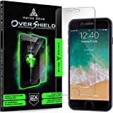 Abyss Gear Screen Protector iPhone 8 iPhone 7 (2 Pack) Tempered Glass Compatible Apple iPhone 8 iPhone 7 (4.7 Inch) 2X Stronger Shatter Resistant Cover