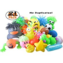 SquishyMart Stress Balls and Squeeze Toys Value Assortment 21