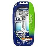Gillette Fusion Proglide Power Silvertouch