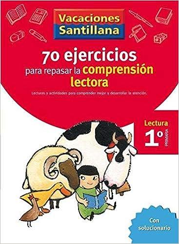 70 ejercicios para repasar la comprensión lectora Lectura 1º ...