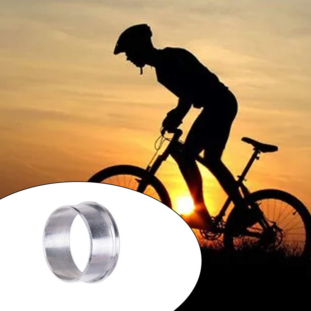 ToGames Durable Bottom Brackets Accessories GXP Adapter Wave Sasher 0.5mm for Road Mountain Bike BB GXP 24 22mm Chainset