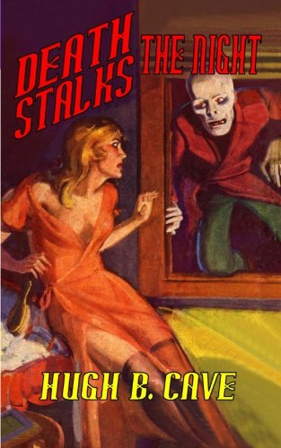 book cover of Death Stalks the Night