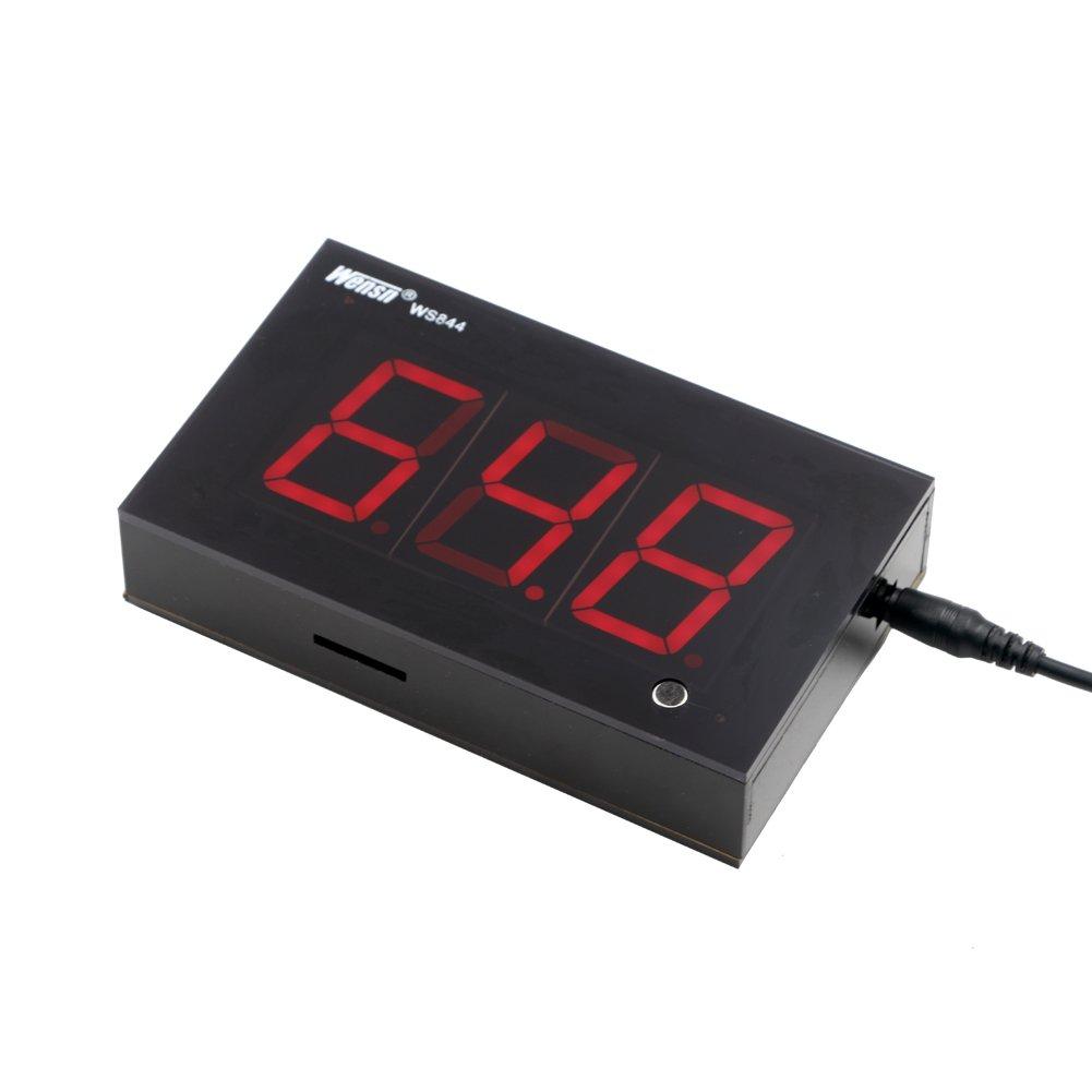 T Tocas 1.5'' Digital Nubmer on Wall Sound Level Meter, 30 ~ 130 dB Decibel Noise Measurement