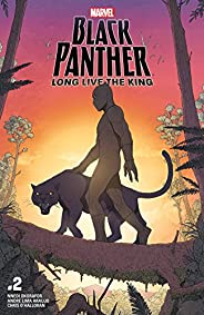 Black Panther: Long Live The King (2017-2018) #2 (of 6) (English Edition)
