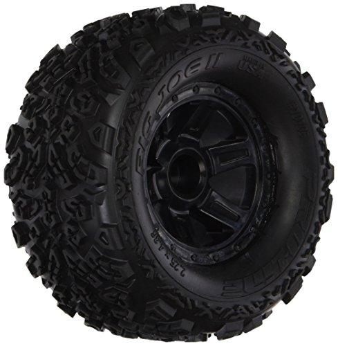 ProLine 1010511 Big Joe II 2All Terrain Tires Mounted On Desperado Wheels (2 Piece)
