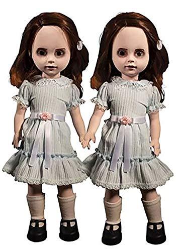 Mezco Toyz The Shining: Talking Grady Twins Living Dead Dolls Standard (Living Dead Dolls Day Of The Dead)