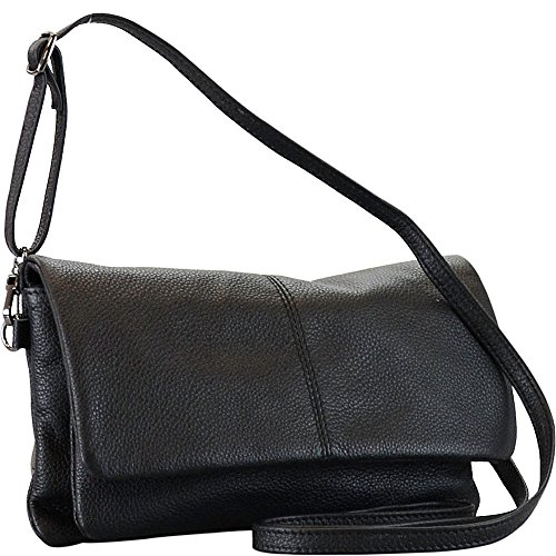 r-r-collections-genuine-leather-crossbody-black