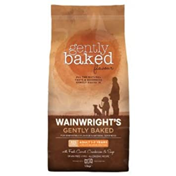 Wainwright S Adult Gently Baked Turkey And Potato 1 5kg A