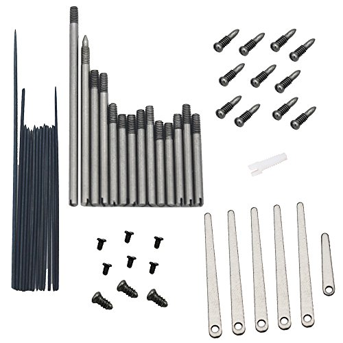 Musical Instrument Clarinet (GU GU Clarinet Repair Parts Tool with Spring Needle Kit for Woodwind Instrument Accessories)