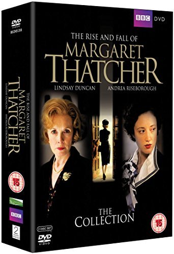 The Rise and Fall of Margaret Thatcher (The Long Walk to Finchley/Margaret). Region 2 DVD's