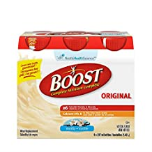 BOOST Original Vanilla, 6x237ml (Pack of 6)