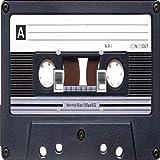 Rikki Knight Retro Cassette Tape Design Double Toggle Light Switch Plate
