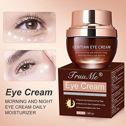 51B40 tFc6L - Under Eye Cream, Under Eye Bags Treatment, Anti Aging Eye Cream, Eye Repair Cream to Reduce Eye Bags/Dark Circles/Wrinkles/Fine Lines/Fat Granule