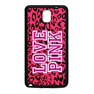 Love Pink Brand New And High Quality Hard Case Cover Protector For Samsung Galaxy Note3