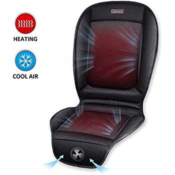 Amazon Com Snailax Heated Seat Cushion With Cooling 2