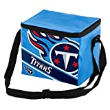 Tennessee Titans Big Logo Stripe 12 Pack Cooler