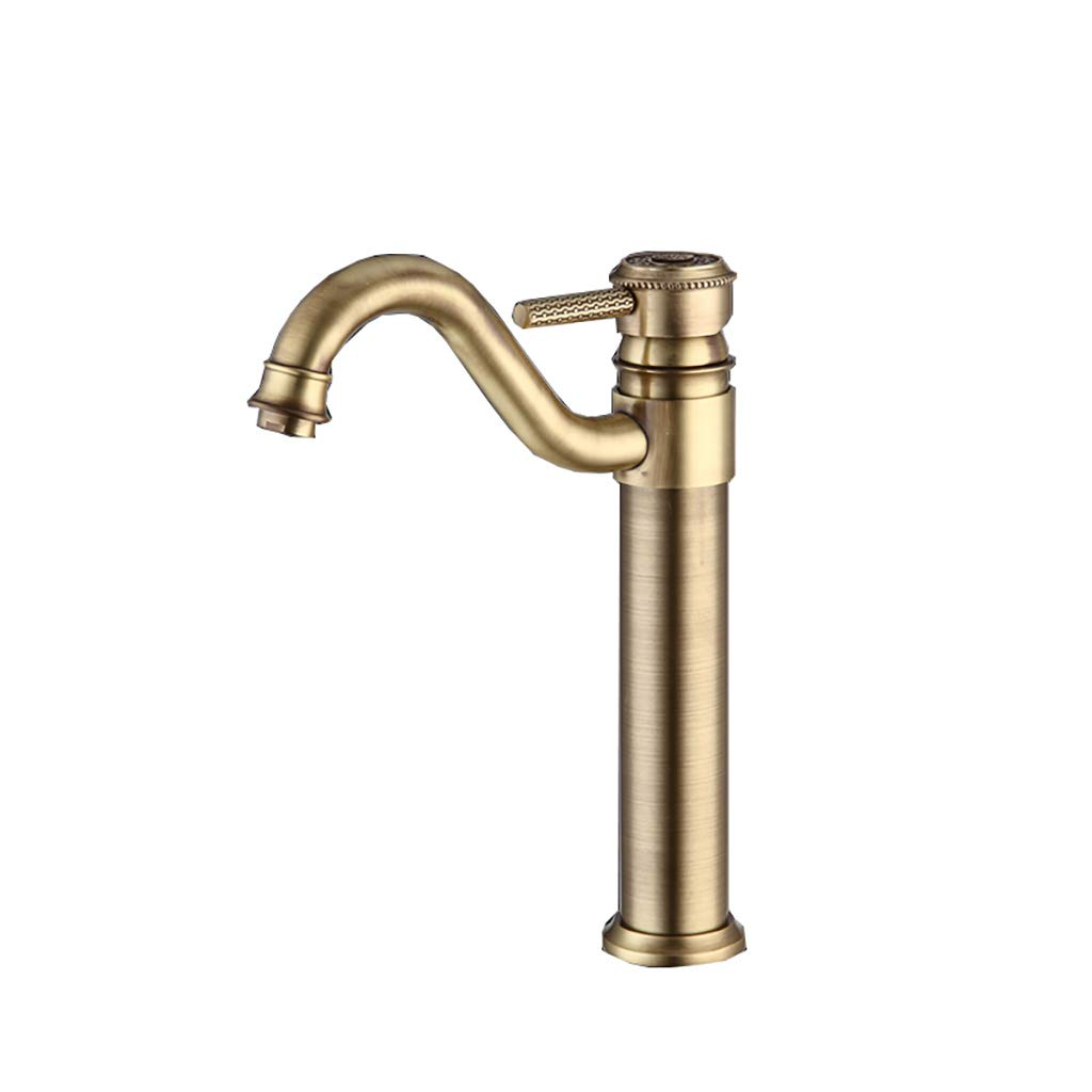 Faucet Brass Retro Bathtub Faucet Basin Faucet European Faucet redatable Bathroom Sink Faucet Wash Basin Faucet