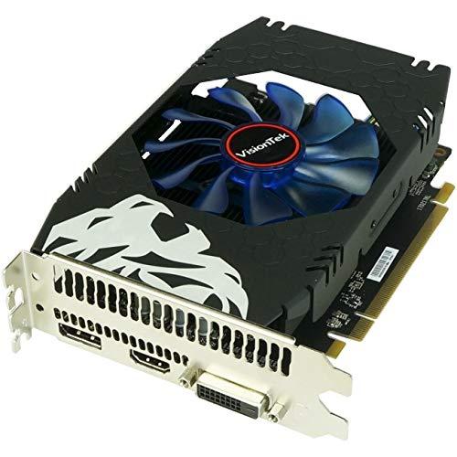 VisionTek Radeon RX 560 Graphic Card - 1.18 GHz Core - 1.27 GHz Boost Clock - 2 GB GDDR5 -  901210