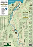 San Juan River Fly Fishing Map : Onstream Fly Fishing Guide for the San Juan River in New Mexico, David Colvin, 0976825600