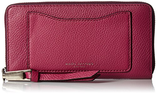 Recruit Standard Continental Wallet Wallet, WILD BERRY, One Size