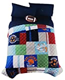 Jumping Beans All Star 5 Piece Sports Quilt Bedding Set, Full