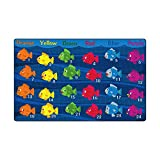 Sprogs School of Fish Rug, 7' 6'' W x 12' L, SPG-FE622-44A-SO
