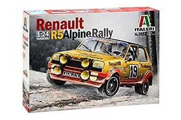Italeri Renault R5 Rally 510003652 a Escala 1:24: Amazon.es: Juguetes y juegos