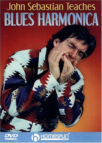 DVD-John Sebastian Teaches Blues Harmonica