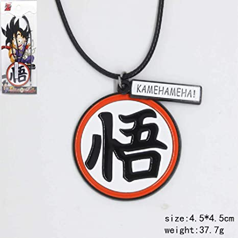 SDFGH Anime Qilongzhu Wukong Collar Wu Tortuga Rey Llavero ...
