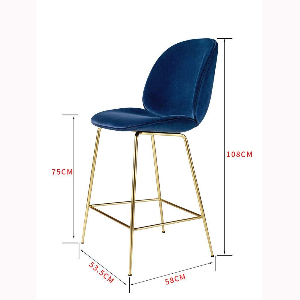 Structure Tgdy FerTabourets Chaises Comptoir De Bar nw8XNOPk0