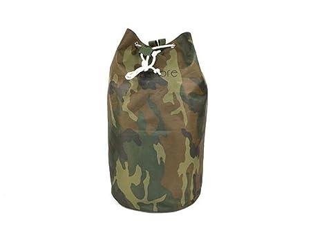 Vetrineinrete® Sacca da mare mimetica borsa a tracolla zaino a spalle da  spiaggia piscina borsetta 2c49f00bd57