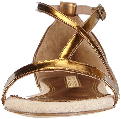 Or 011 Bout Spechio bronze Femmes 453xy Buffle Des Ouvert Sandales Or Londres À En TqWF1WH